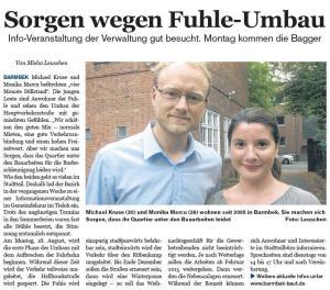 20140813 Wochenblatt Barmbek Foto