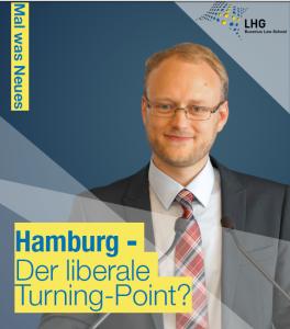 LHG BLS Michael Kruse FDP Hamburg