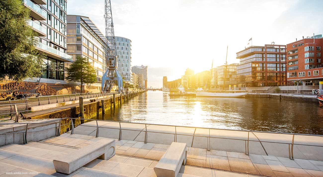 Wohnen in der Hafencity Hamburg