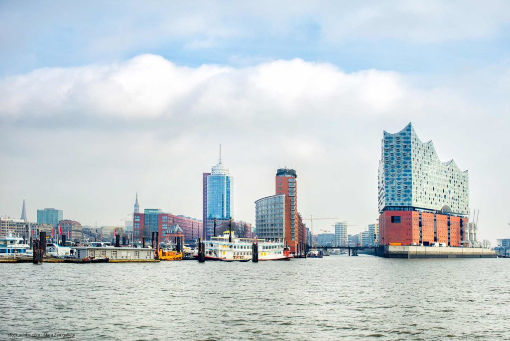 Hamburg Gründerhauptstadt Start-ups