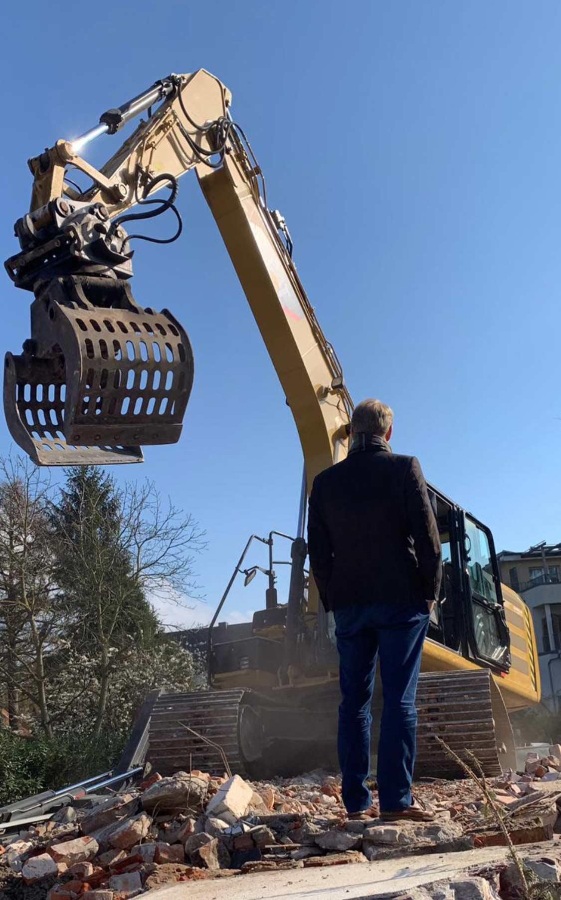 Michael Kruse bauen