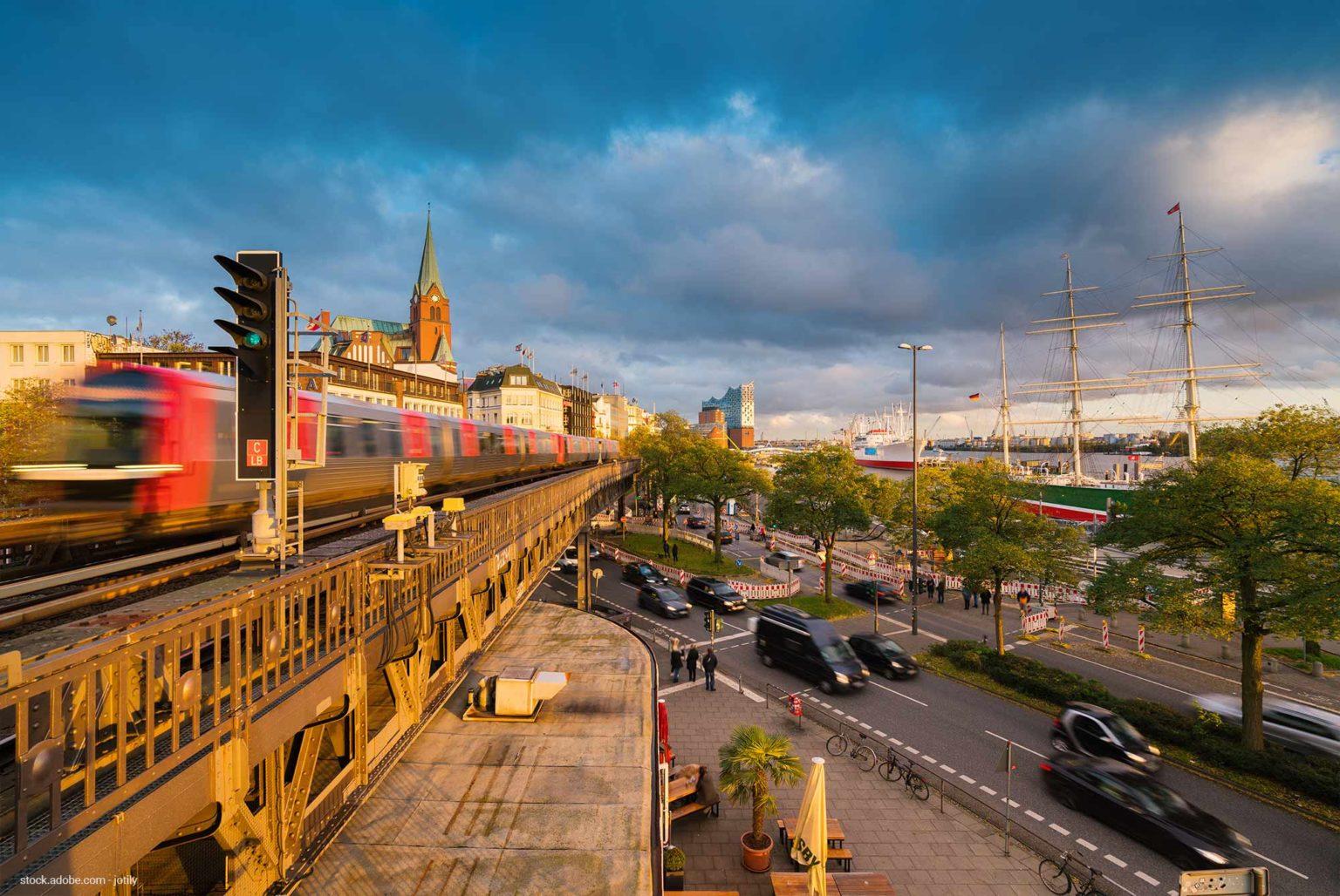 Verkehrspolitik Hamburg
